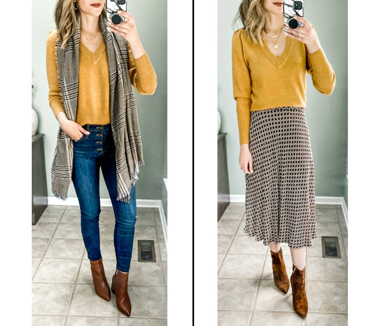 Madewell Westgate Sweater
