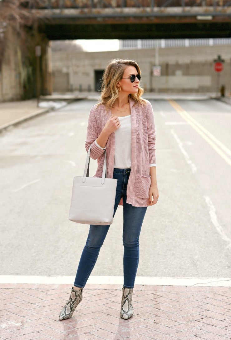 Transitional spring layers