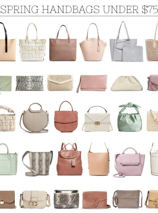 affordable spring handbags