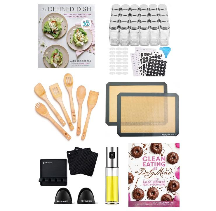 Amazon Cooking Essentials