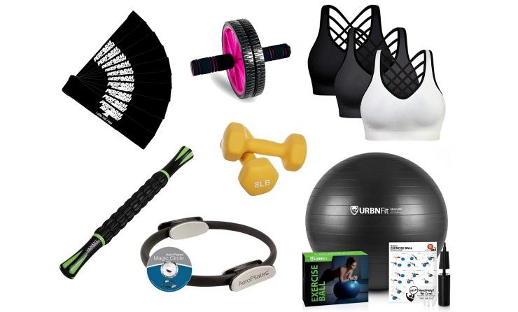 Amazon home workout essentials