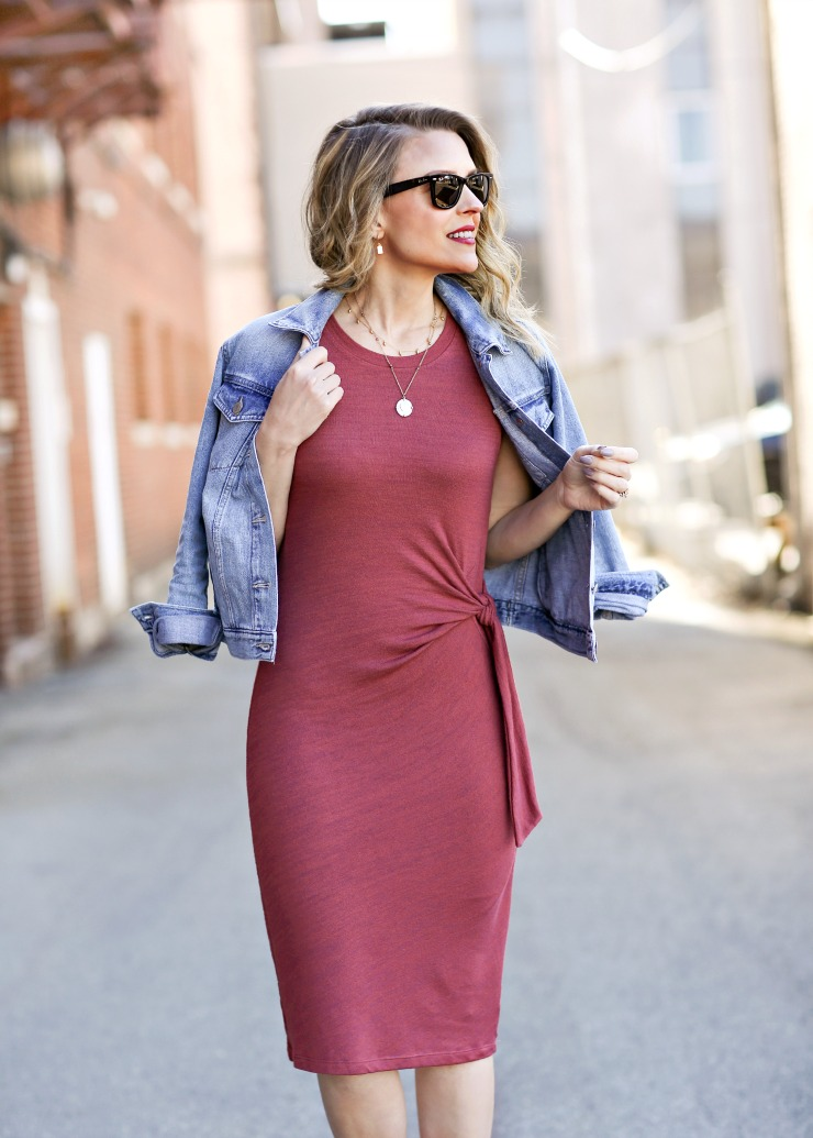 Gap Softspun Dress