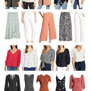 Nordstrom Spring Clothing Sale