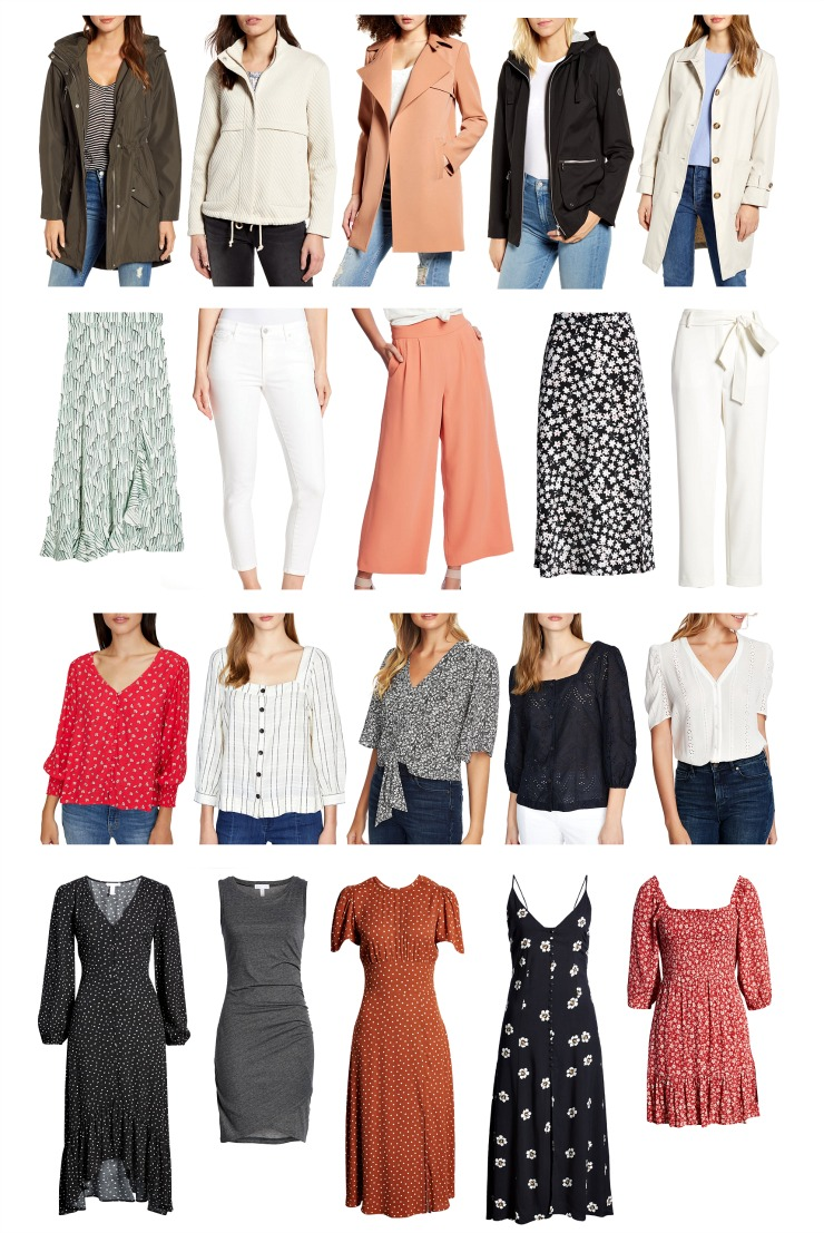 Nordstrom Spring Clothing Sale