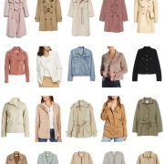 affordable spring outerwear