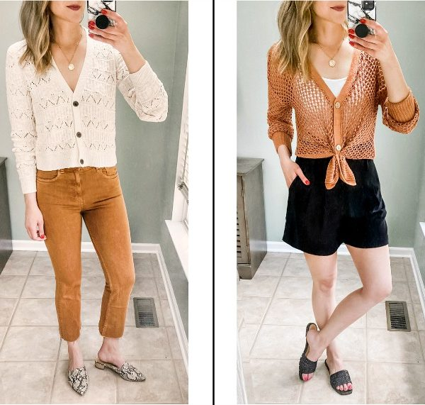 Two Weeks of Work From Home Outfits