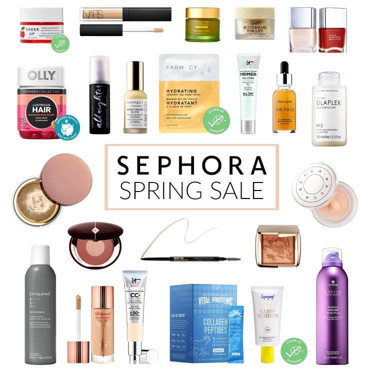 Sephora Spring Savings Event