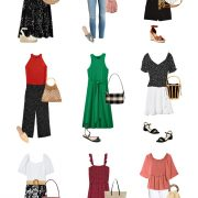 Spring to summer outfits