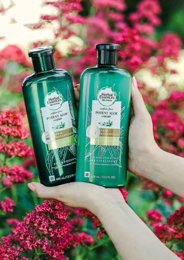 My New Secret Weapon for Frizz-Free Hair