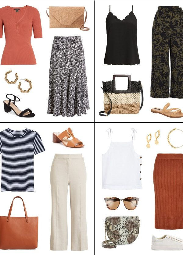 Summer Outfit Ideas From the Nordstrom Sale