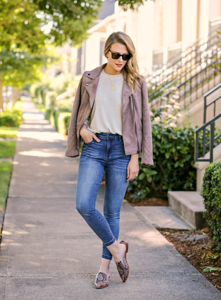casual layered neutrals