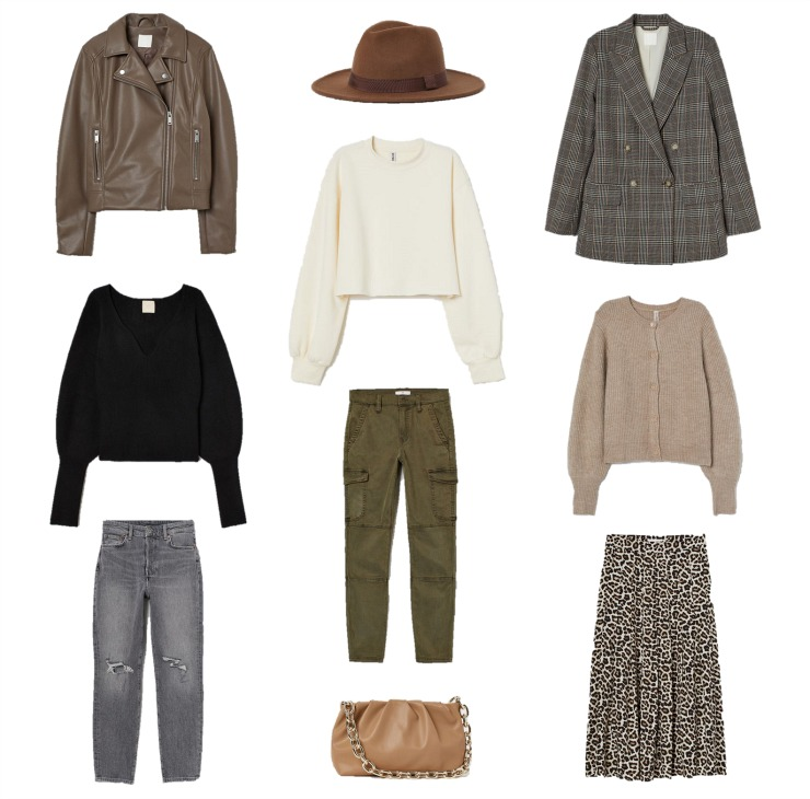 H&M Fall Arrivals