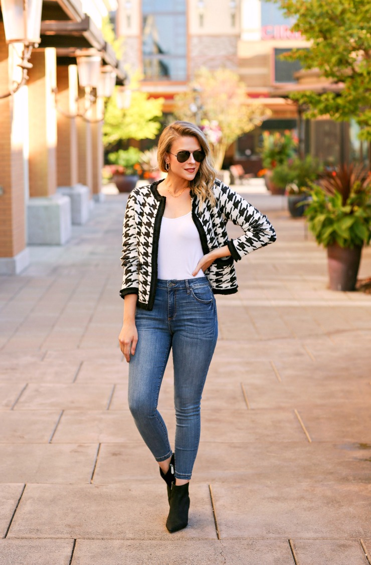 How to style a bold pattern