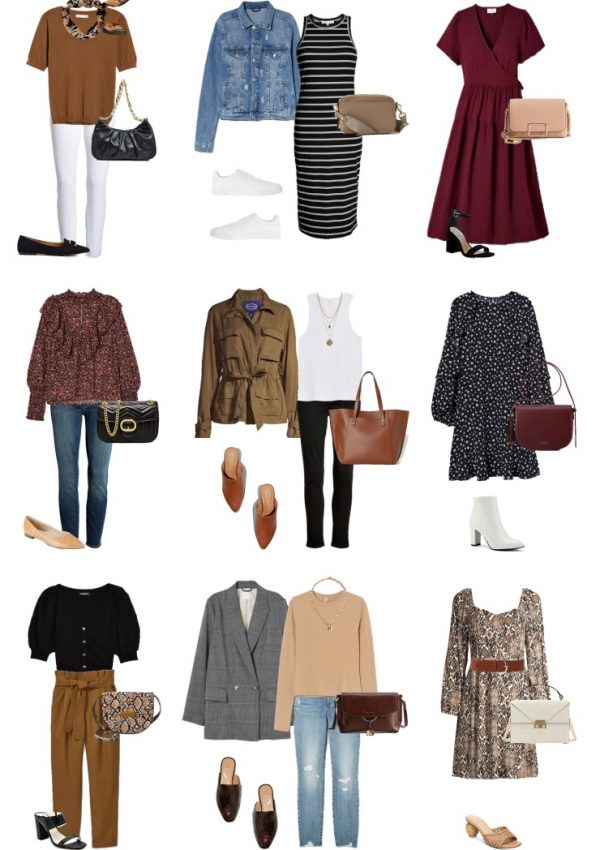transitional outfit ideas