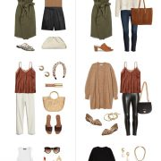 summer to fall transitional style