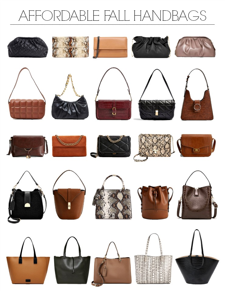 fall handbags under $75