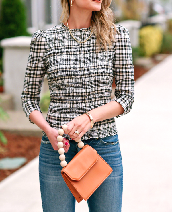 A Modern Take on Classic Plaid for Fall