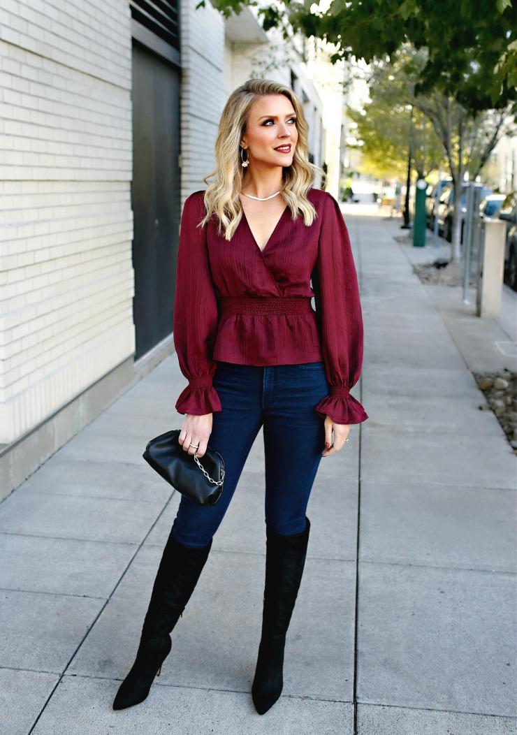 Express Fall Fashion