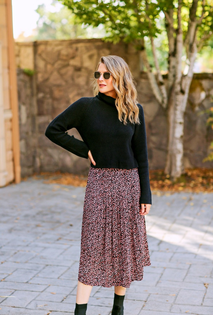 Leith cropped sweater