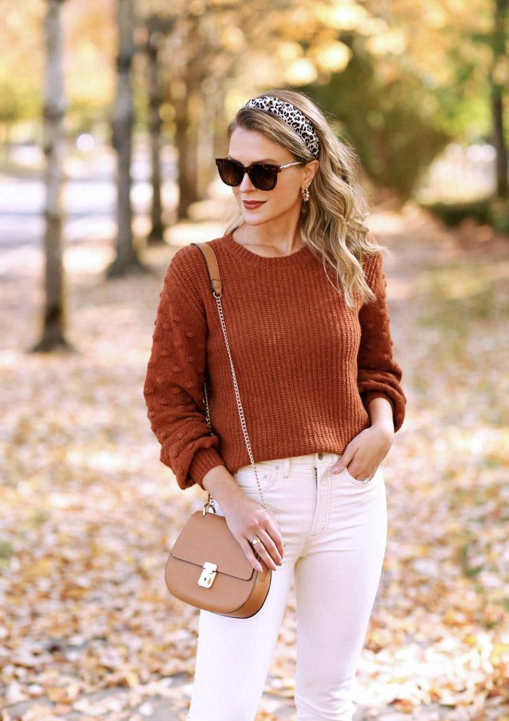 UpWest Bobble Sweater