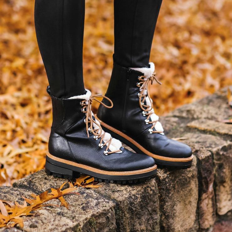 Nine West Hiker Boots
