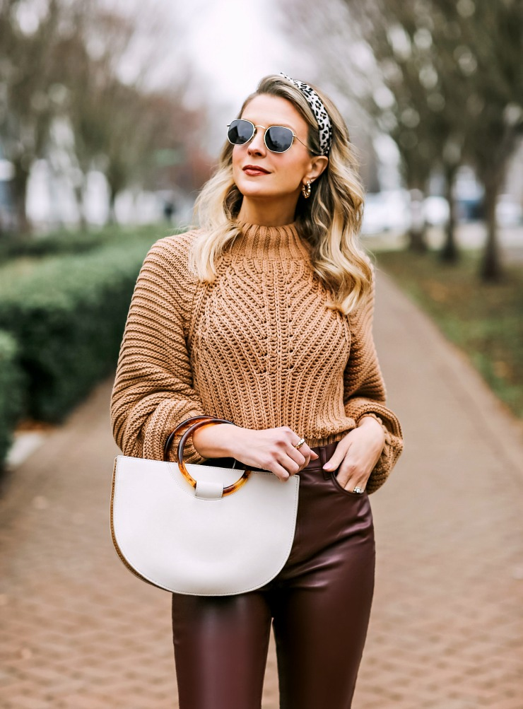 Free People look-alike sweater