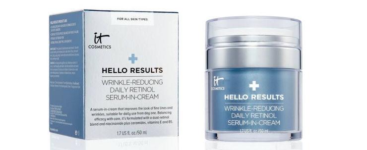 It Cosmetics Daily Retinol