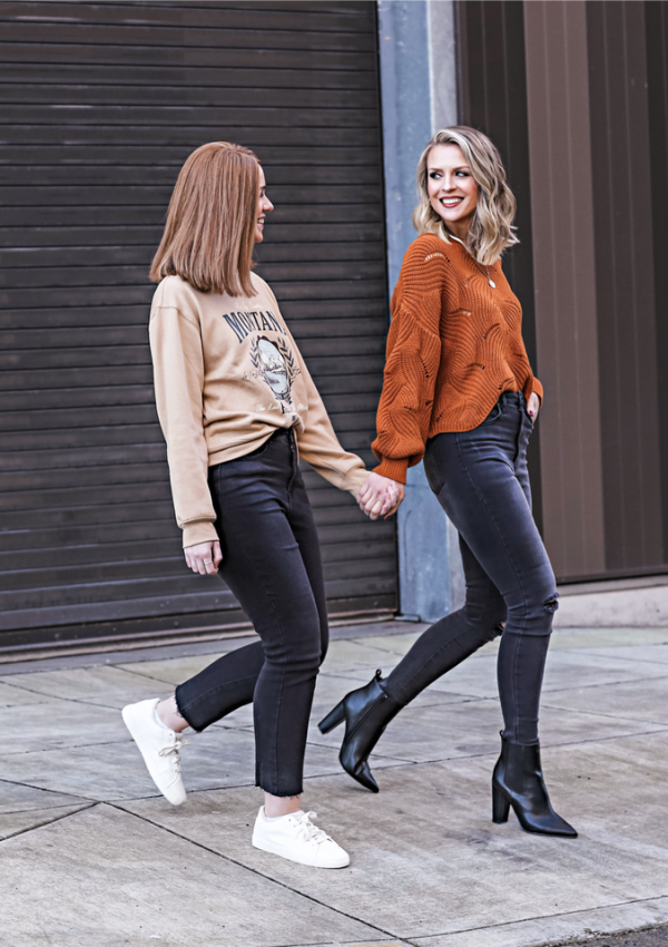 Mother & Daughter Everyday Style