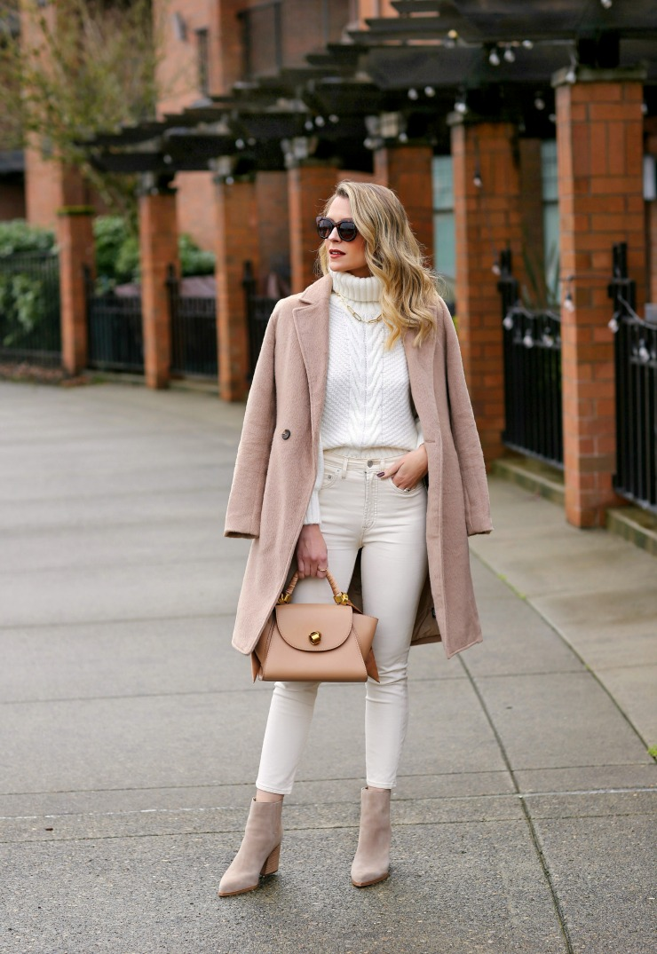 sophisticated neutral layers