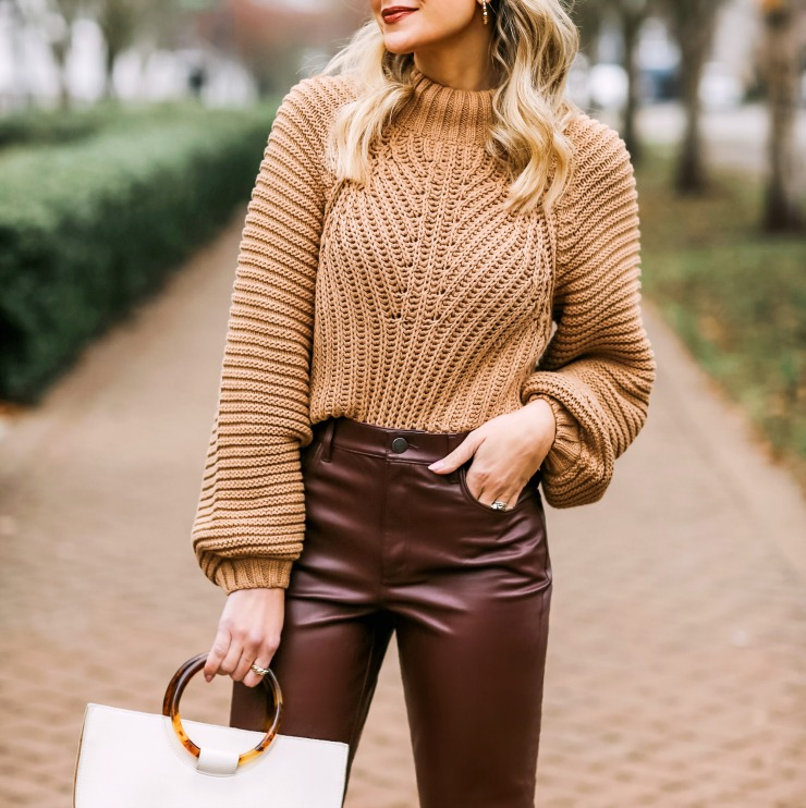 warm winter neutrals