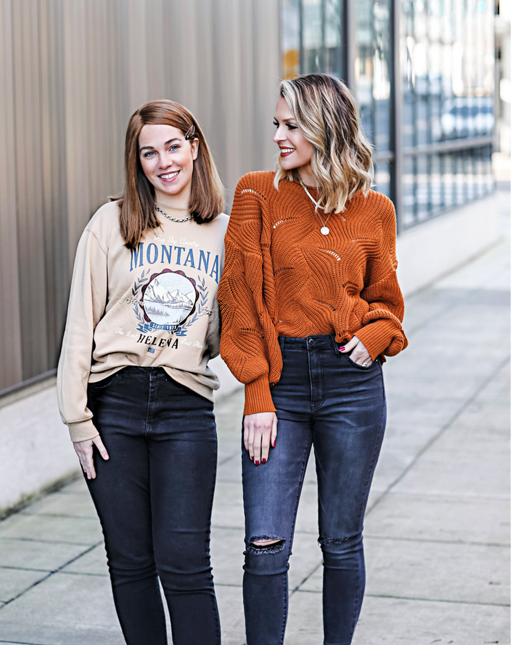mother daughter outfit ideas