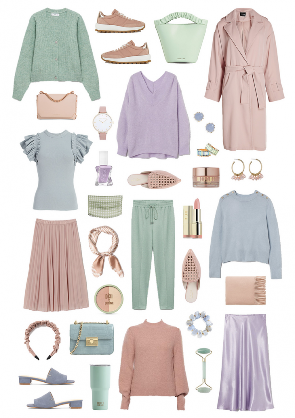 Perfectly Pastel
