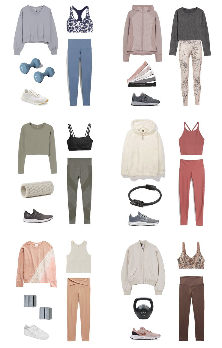 affordable spring activewear