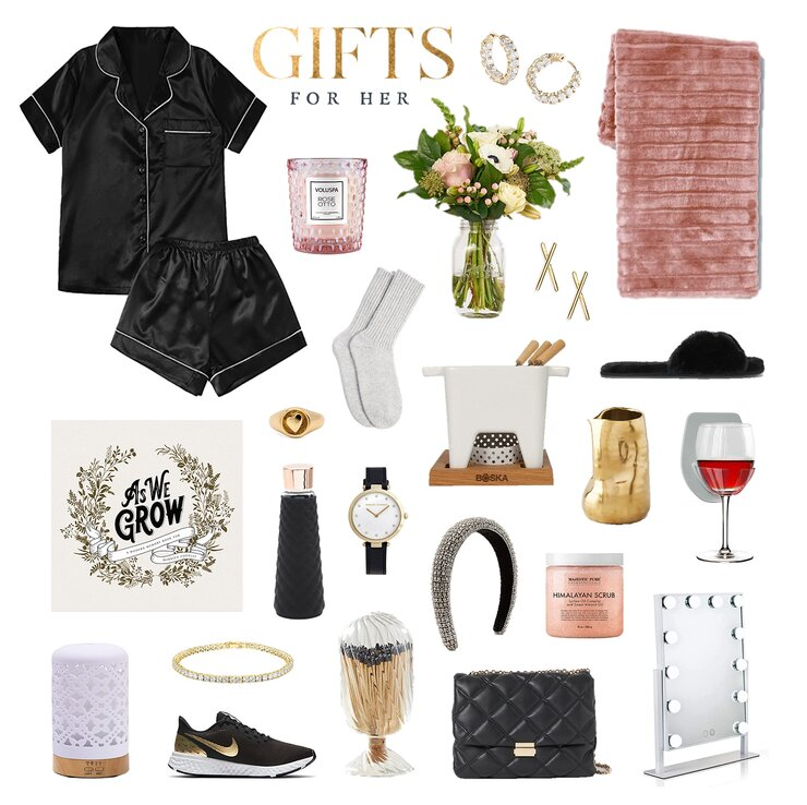 V Day Gifts For Her