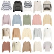 affordable spring sweaters