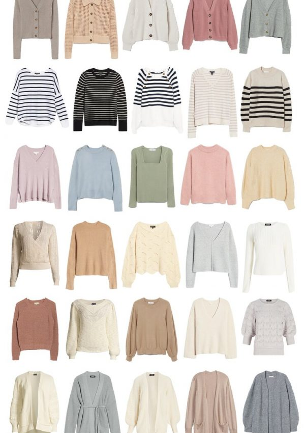 The Best Spring Knitwear