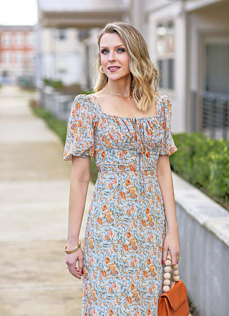 Petal & Pup Spring Dress