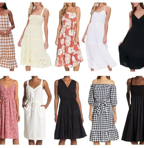 The Best Affordable Dresses For Spring & Summer