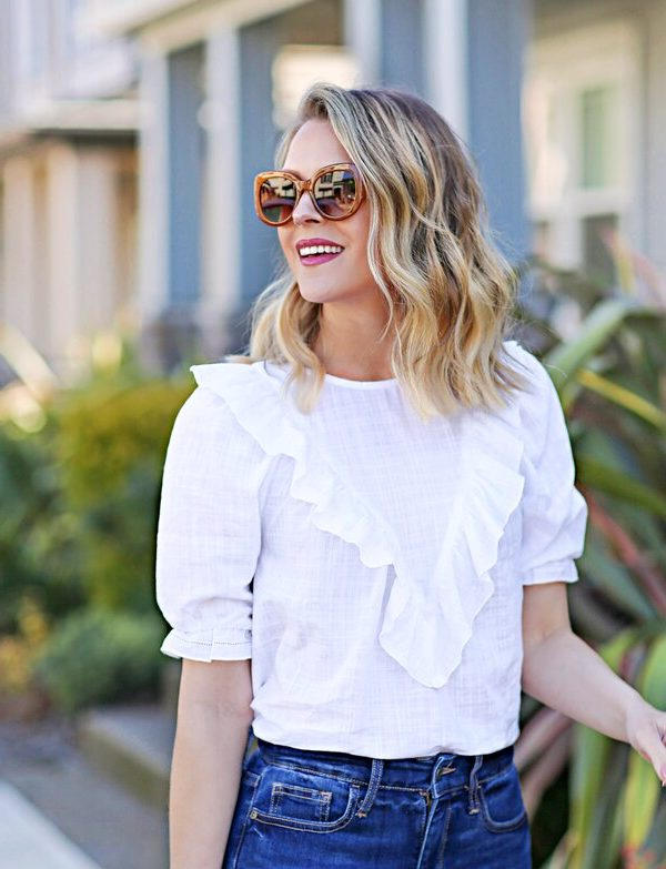 Spring Trend Watch: Ruffles