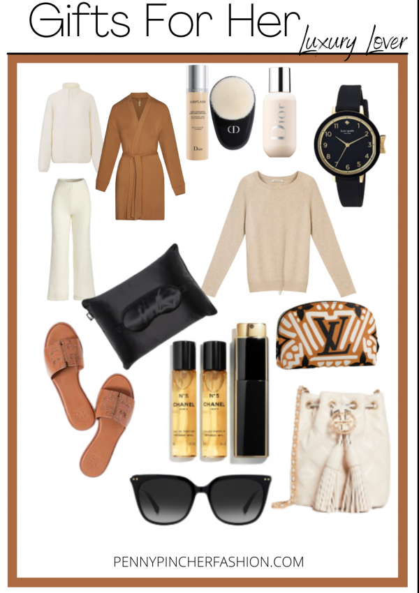 Gift Guide for the Luxury Lover
