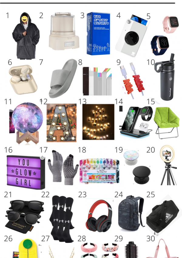 Gift Guide for Tweens