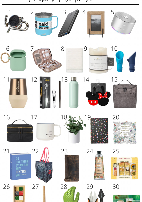 Gifts Under $25 for Anyone